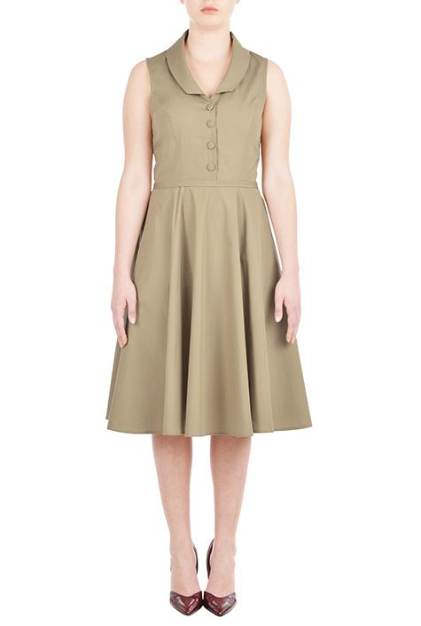 eShakti Womens Isabel dress $59.95 AT vintagedancer.com