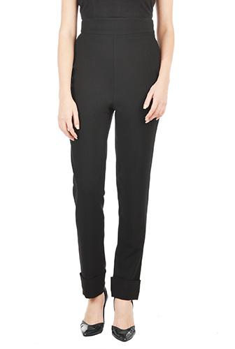 High waist stretch twill pants $64.95 AT vintagedancer.com