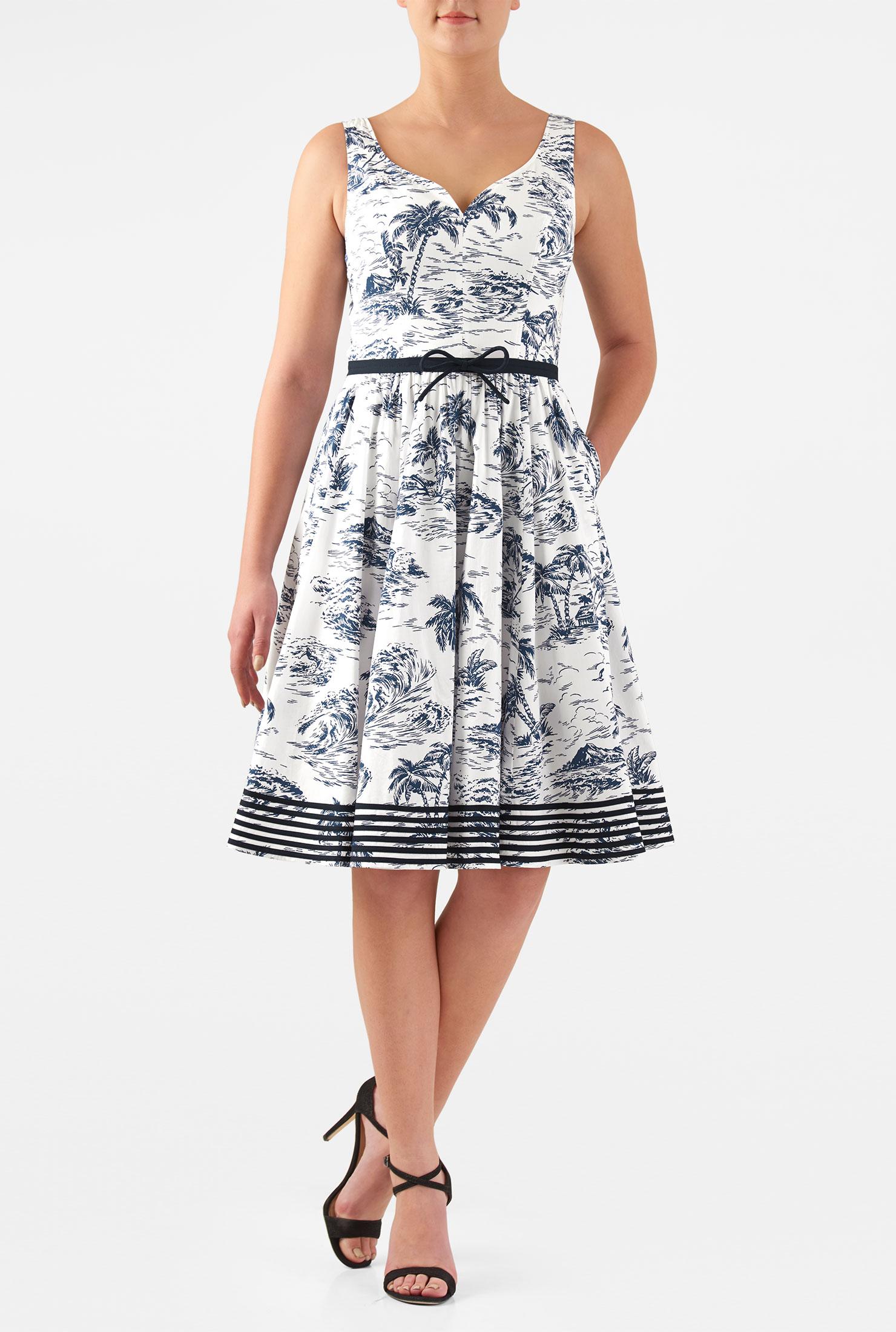 Eshakti Womens Emma Dress