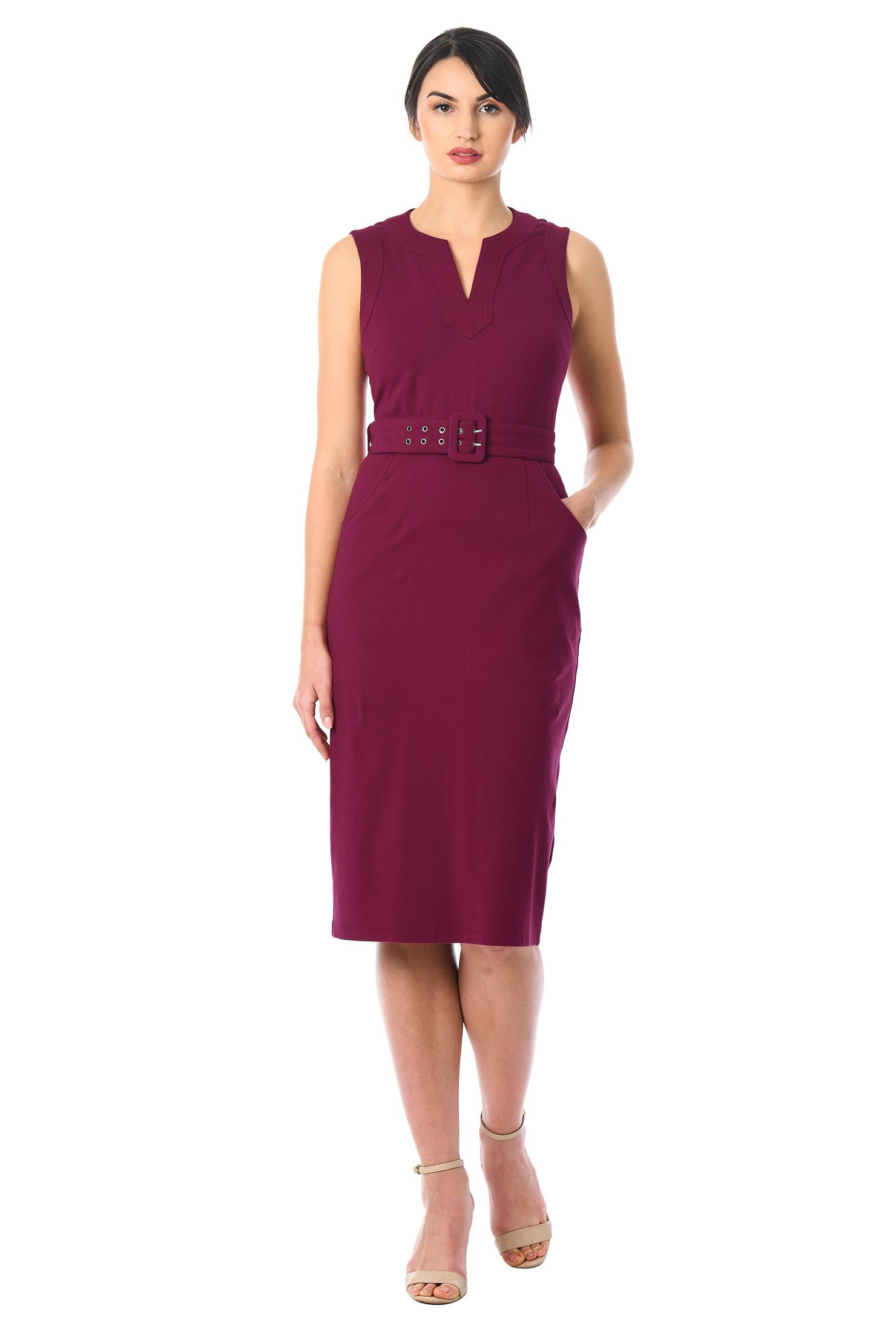 f0a0d9a2632 Womens Dresses Below Knee Length - Data Dynamic AG