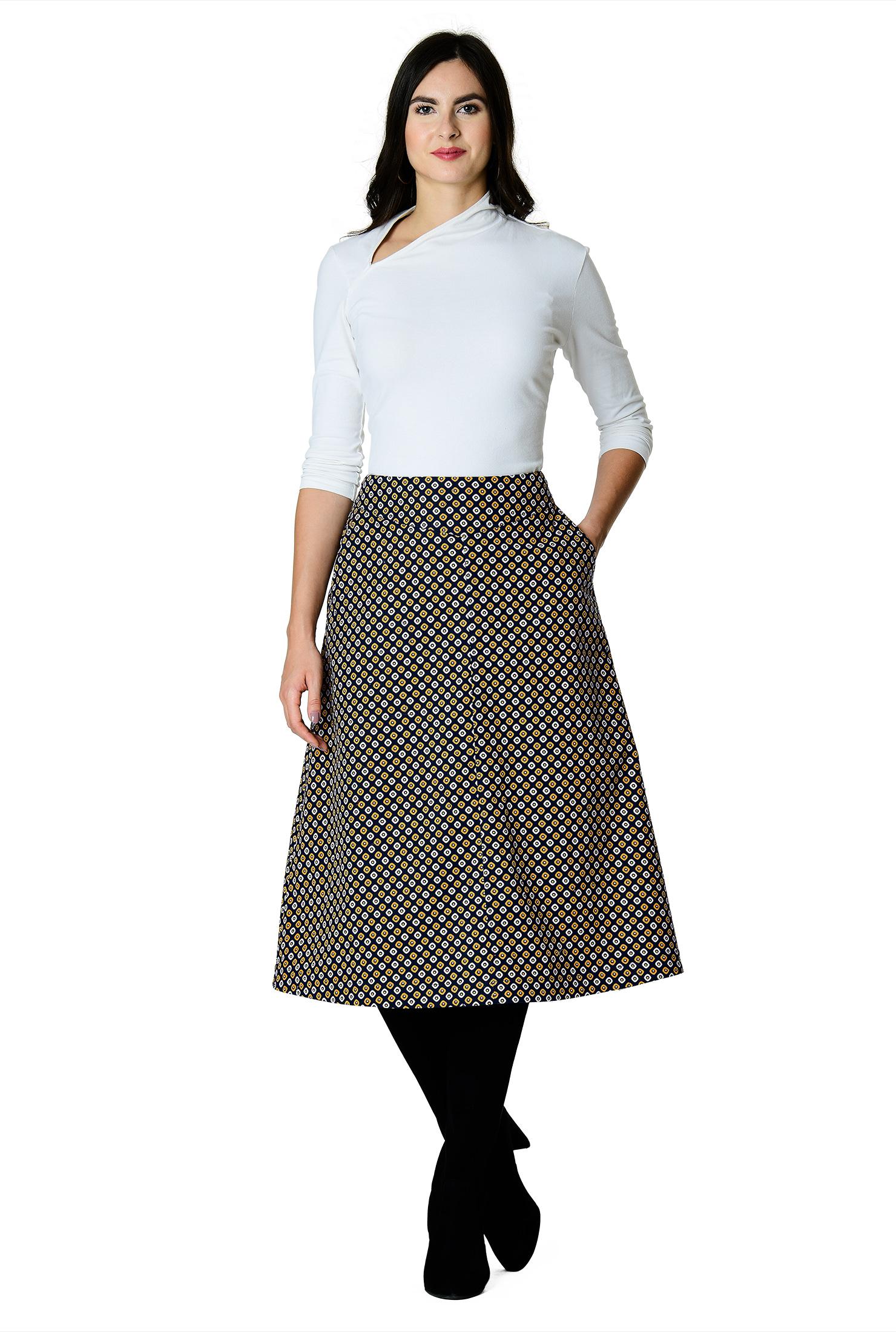 4a53b2aeab Corduroy Button Up Midi Skirt   Huston Fislar Photography